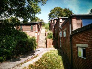 Elitist campus accommodation