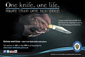 The knife crime crisis