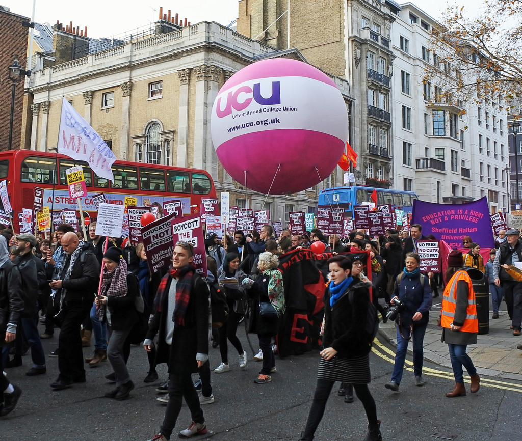 UCU will commence teaching strike