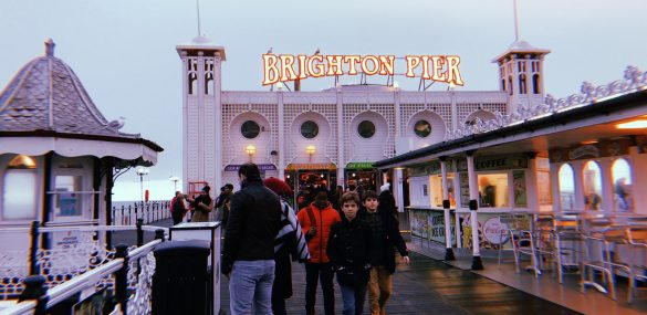 Dive into Brightonian Culture