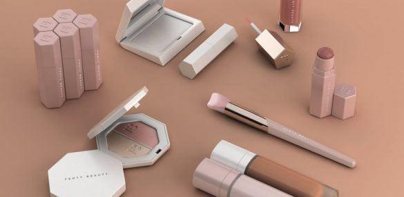 How Fenty Beauty changed the face of the makeup industry