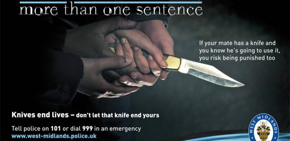 The knife crime crisis